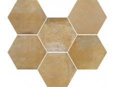 Керамогранит Ragno Epoca Ocra R55P 21x18,2 см