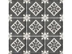Керамогранит Equipe Art Nouveau Padua Black (24416) 20x20 см