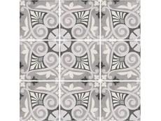 Керамогранит Equipe Art Nouveau Opera Grey (24418) 20x20 см