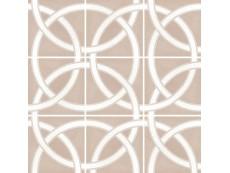 Керамогранит Equipe Caprice Deco Loop Pastel (22108) 20x20 см