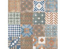 Керамогранит ABK Play Labyrinth Mix Multicolor (Pf60003352) 20x20 см