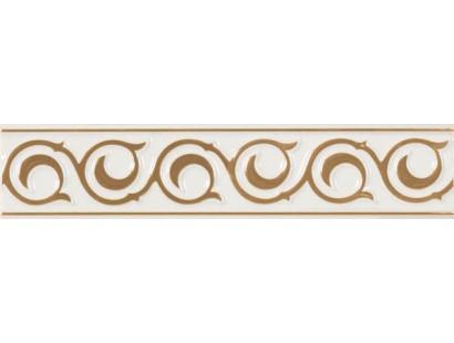 Бордюр ABK Grace List.Venere Oro 6,5x30 см