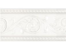 Бордюр Caprichosa Cenefa Yara Blanco 7,5x15 см