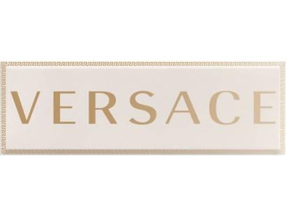 Декор Versace Solid Gold Firma White (265021) 20x60 см