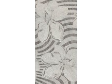 Декор Ceramiche Brennero Gems Decor Flower Silver Lapp/Rett 60x120 см