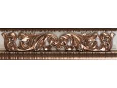 Бордюр Ape Crayon Cenefa Ape Crayon Bronze 8x31,6 см