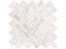 Мозаика Cerdomus Supreme Mosaico Kadi Ivory Lev (78082) 30x30 см