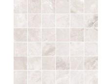 Мозаика Cerdomus Supreme Mosaico Ivory Lev. 4.7x4.7 (76045) 30x30 см