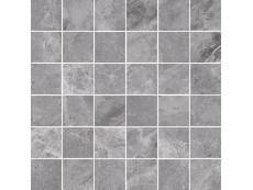 Мозаика Cerdomus Supreme Mosaico Grey Nat. 4.7x4.7 (75532) 30x30 см