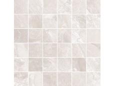 Мозаика Cerdomus Supreme Mosaico Ivory Nat. 4.7x4.7 (76046) 30x30 см