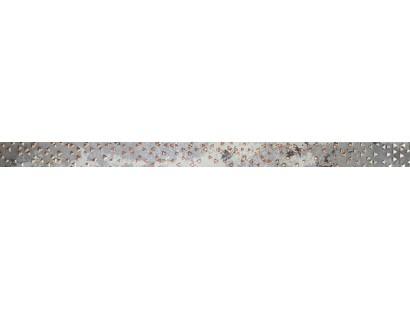 Бордюр Ceramiche Brennero List. Stars Bronze 3,8x60 см