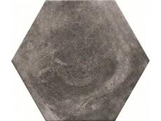 Керамогранит Cir MiamiEsag,Pitch Black Cl (1063331) 24x27,7 см