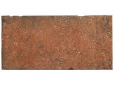 Керамогранит Cir Chicago Wrigley (Rosso) 10x20 см