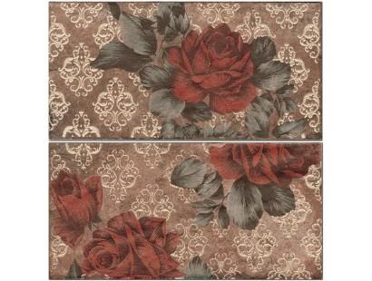 Декор Cir Chicago Ins, Vintage Roses S/2 Old 10x20 см