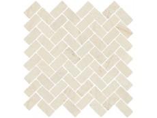Мозаика Italon Room Stone White Mosaico Cross 31,5x29,7 см