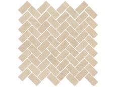Мозаика Italon Room Stone Beige Mosaico Cross 31,5x29,7 см