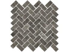 Мозаика Italon Room Stone Grey Mosaico Cross 31,5x29,7 см