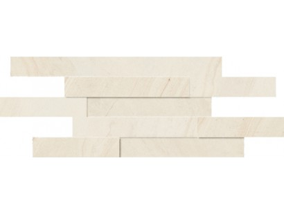 Мозаика Italon Room Stone White Brick 3D 28x78 см