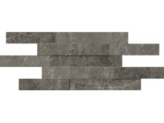Мозаика Italon Room Stone Grey Brick 3D 28x78 см