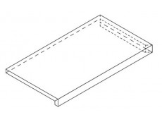 Угловая ступень Italon Room Black X2 Scal.Ang.Dx Правая 33x60 см