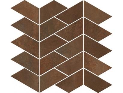 Мозаика ABK Interno 9 Mos. Versus Rust (Pf60000961) 29x30 см