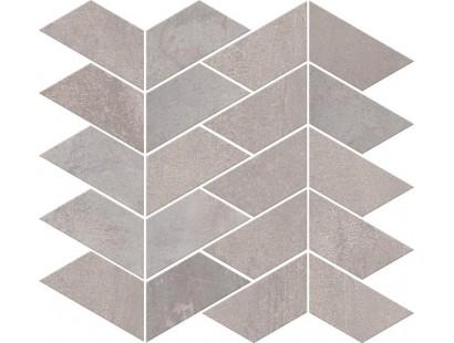 Мозаика ABK Interno 9 Mos. Versus Silver (Pf60000963) 29x30 см
