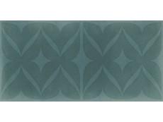 Плитка Cifre Sonora Decor Emerald Brillo 7,5x15 см