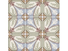 Керамогранит Equipe Art Nouveau Viena Colour (24404) 20x20 см