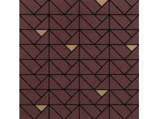 Мозаика Marazzi Eclettica Purple Bronze 40x40 см