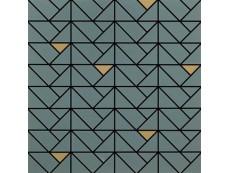 Мозаика Marazzi Eclettica Sage Bronze 40x40 см