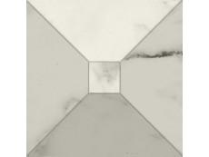 Вставка Marazzi Allmarble Statuario Tozzetto 3D Lux 15x15 см