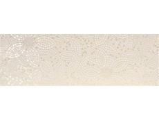 Декор Ceramiche Brennero Dec.Luce Charme Crema Chac 25x75 см