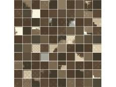 Мозаика Ceramiche Brennero Mos.Luce Lustro Moka 40% Mlqmmo 25x25 см