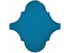 Плитка Equipe Scale Alhambra Electric Blue (23845) 12x12 см