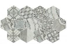 Керамогранит Marazzi Clays Decoro 21x18,2 см