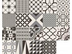 Декор Marazzi D_Segni Decoro Mix Freddi 20x20 см