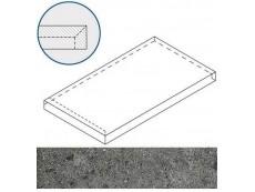 Ступень Italon Genesis Grey X2 Scal. Ang.Sx Левая 33x60 см