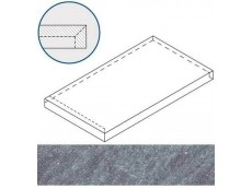 Ступень Italon Genesis Silver X2 Scal. Ang.Sx Левая 33x60 см