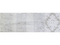 Декор Ceramiche Brennero Dec. Arabesco Blu 25x75 см