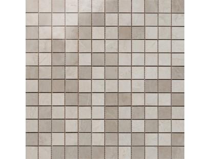 Бордюр Marazzi Evolution Marble Alzata Argento 15x32,5 см