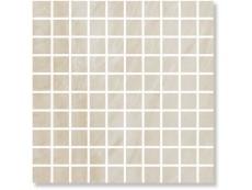 Мозаика Ceramiche Brennero Goldeneye Avorio Mosaico Moga 2,4x2,4 30x30 см