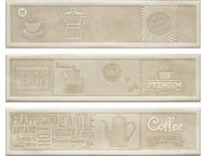 Декор Cifre Opal Comp.Original Taste Ivory (Комплект 3 Плитки) 22,5x30 см