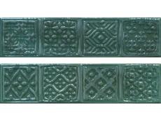 Декор Cifre Opal Comp.Rodia Emerald (Комплект 2 Плитки) 15x30 см