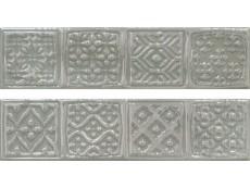 Декор Cifre Opal Comp.Rodia Grey (Комплект 2 Плитки) 15x30 см