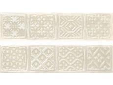 Декор Cifre Opal Comp.Rodia Ivory (Комплект 2 Плитки) 15x30 см