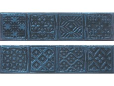 Декор Cifre Opal Comp.Rodia Marine (Комплект 2 Плитки) 15x30 см