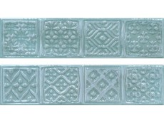 Декор Cifre Opal Comp.Rodia Sky (Комплект 2 Плитки) 15x30 см