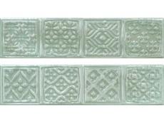 Декор Cifre Opal Comp.Rodia Turquoise (Комплект 2 Плитки) 15x30 см