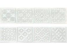 Декор Cifre Opal Comp.Rodia White (Комплект 2 Плитки) 15x30 см
