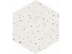 Керамогранит Terrazzo White Colours (123385)